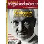 Magazine littéraire - Heidegger