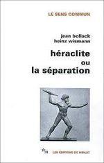 Bollack-Héraclite