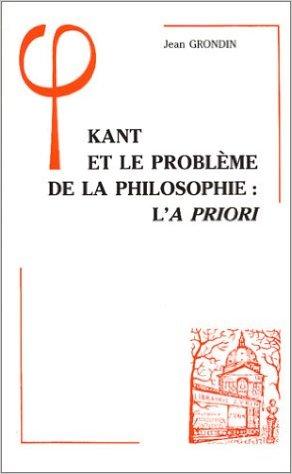 grondin-jean-kant-et-le-probleme-de-la-philosophie