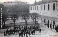 Le Collège Bar-sur-Aube