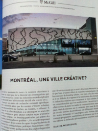 Villes et créativité
