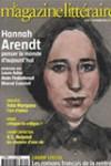Magasine littéraire Hannah Arendt