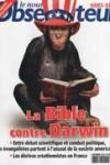 Observateur - La bible contre Darwin