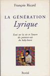 La génération lyrique
