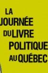 La journée du livre politique au Québec 2008