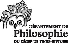 Logo département de philosophie